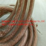 Copper stranded wire slicone tube made in China