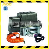 Air compressor 10000/12000lbs 12V/24V electric winch for 4x4