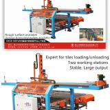 ceramic tile loading and unloading machine