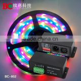 Bincolor DC5V-24V dream color pixel light ic 6803 led controller