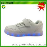 2017 High quality new LED fashion flashing shoes