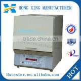 1000 degree muffle furnace with temperature control, 5kw lab muffle furnace