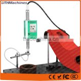 MIG auto bore welder for portable line boring machine