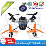 2.4G rc quadcopter drone with camera