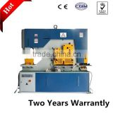 LVD-CNC cutting and punching machinery, Q35Y series manual sheet metal ironworker equipment