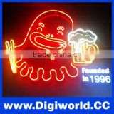 Stainless steel paint LED advertising luminous characters logo sign