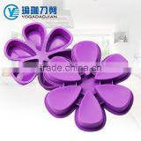 Flower Shape Silicone Cake Mould