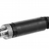 M8 round plug connector 3 pin good quality