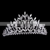 Baoliya crown bridal new fashion hair accessories crown high quality handmade wedding body jewelry
