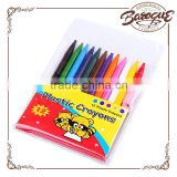 12 color art painting crayon set child safety crayon