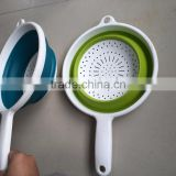 plastic foldable strainer