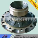 Custom processing Cylinder Bushing Ductile Iron Resin Sand Casting for Train Parts