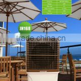 New product for 2013!hot selling!!! energy evaporative air cooler(with three sides cooling pad,8000cmh airflow )