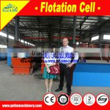 gold iron chrome flotation machine