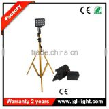 LED High Flux outdoor remote area12v mobile light tower tripod work light