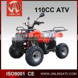 JLA-08-02 Jinling 50cc RED AUTOMATIC AIR COOLED mini jeep