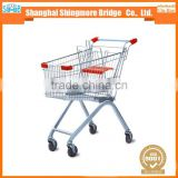 cheap wholesasle high quality shopping cart for europe