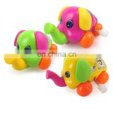 Wind-up Toy Elephant for Kids Shake Head Wag Tail