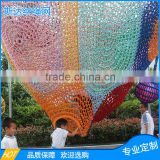 children net suspension climbing nets
