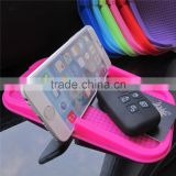Promotional Business Gift Silicone Car Smart Phone Holder