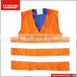 Reflective Safety Cooling Vest by water