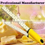 stainless steel etching flat cheese grater