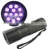 12 led torch flashlight manufacturer