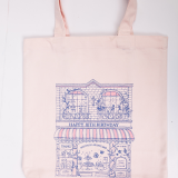 Eco-Friendly Promotional Canvas ToteBags (TP-TB146)