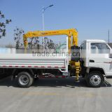 QYS12t hydraulic pickup truck crane for sale