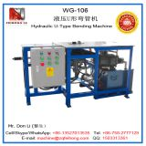 WG-106 U-Type Hydraulic Pipe Bending Machine