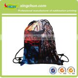 Wholesale Drawstring Backpack Polyester Backpack Custom Hiking Backpack