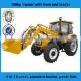 <b>tractor</b> with <b>front</b> end <b>loader</b>