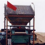 New design China factory price small dry magnetic separator for iron ore