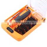 2017 New Jakemy Useful JM-8109 38 In 1 Screwdriver Set Repair Tools For Cellphone PC