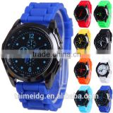 Top silicone japan movement quartz watch sr626sw                                                                         Quality Choice