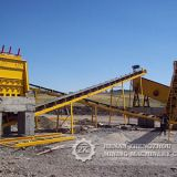 Professional supplier high efficiency stone crushing plant machine