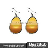 Sublimation Water Drop Earrings (EH02)