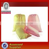 eco-friendly 210D polyester drawstring bag for storage