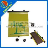 PVC Car roller sunshade car sunshade blinds