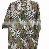 Mens Cotton Hawaiian Shirts
