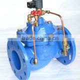 <b>Electrically</b> <b>operated</b> pressure control <b>valve</b>, 600X