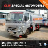 factory sale 4m3 fuel tank truck