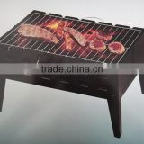 RH-B01A Portable folding outdoor BBQ charcoal Camping Grills