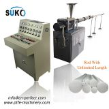 Ram extrusion machine for Teflon rod