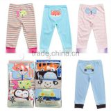autumn winter 100% cotton baby boy girl pp pants
