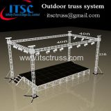40x40x25ft outdoor truss system to Philipine market