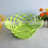 2014 pretty decoration plastic basket