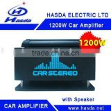 Car Amplifier 1200w for Universal model