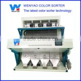 high quality soybean color sorter machine in hefei