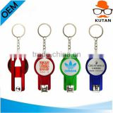 Multi-functional ball pen with nail scissors, nail scissors ball pen with key ring
